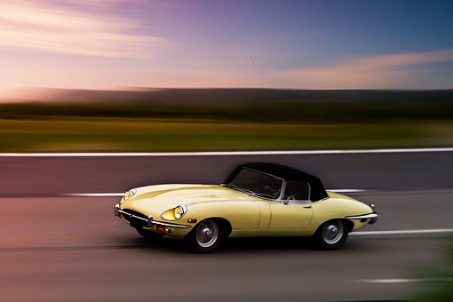 Auto, Driving, Oldtimer, On The Go, Holiday Travel