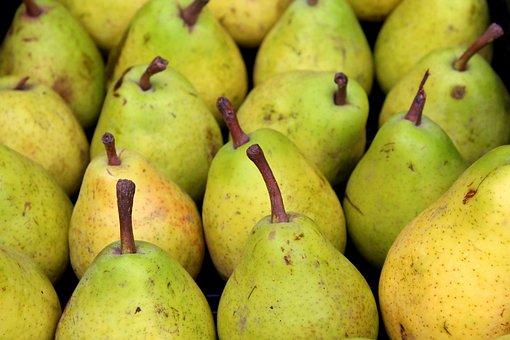 Pears, Fruit, Autumn, Food, Vitamins, Delicious