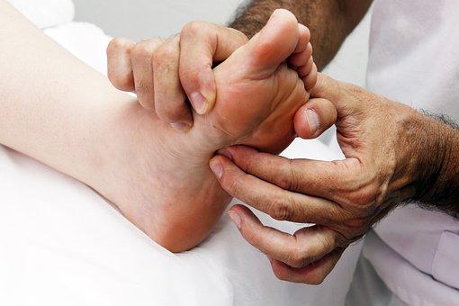 Foot Reflexology, Reflex Foot Kidney, Treatments