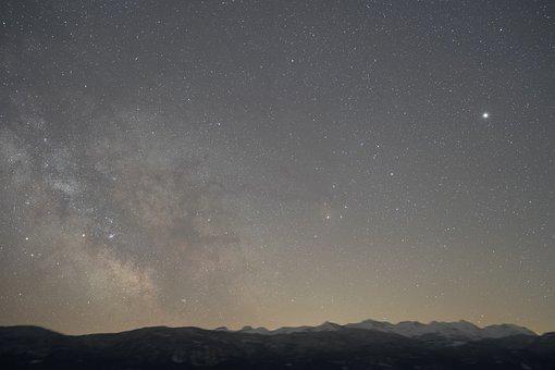 Milkyway, Milky Way, Sky, Star, Stars
