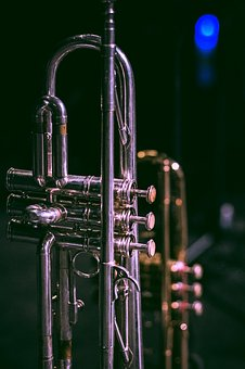 Music, Trumpet, Instrument, Musician, Sound, Hearing