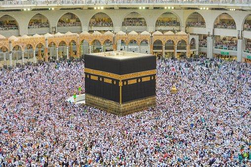 Islam, Mecca, Kaaba, Religion, Pilgrimage, Worship