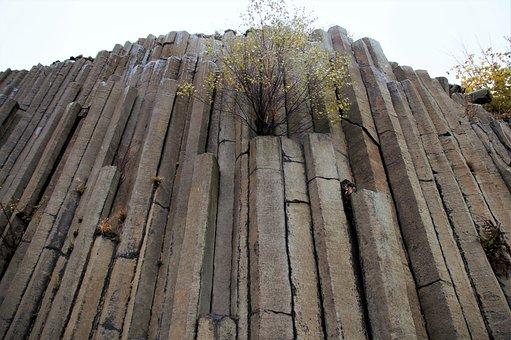 Basalt, Organ, Stone, Whistles, Kamenický šenov