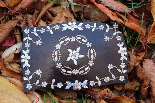 Jewelry Box, Decoration, Ornament, Beautiful