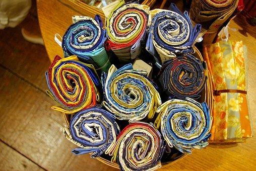 Fabric Jelly Rolls, Fabric, Sewing, Quilting, Sew