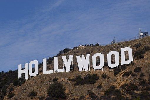 Hollywood, Hollywood Sign, Los Angeles, California