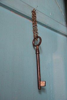 Key, The Key On The Door, Key Chain