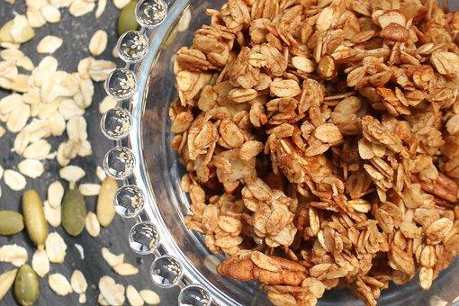 Oats, Cereal, Cereals, Breakfast, Food, Healthy