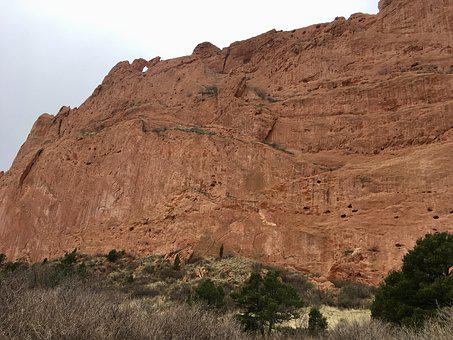 Garden Of The Gods, Park, Colorado, Formation
