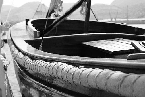 Boat, Ship, Sea, Water, Yacht, Sail, Ships