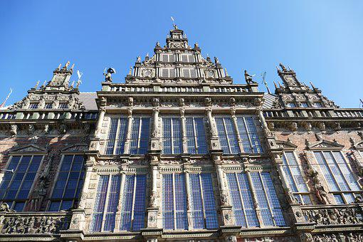 Bremen, Town Hall, Historically, Architecture