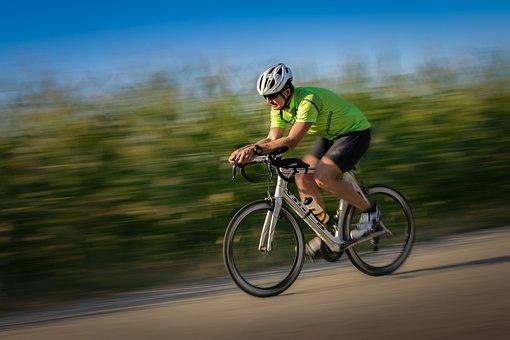 Wheel, Bike, Drive, Contact, Cyclists, Race, Wheels