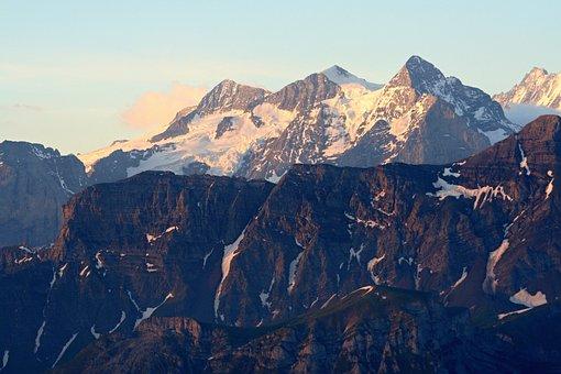 Bernese Oberland, Alps, Mountains, Alpine, Brienz