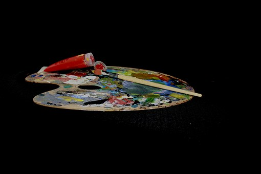 Range, Color, Brush, Artists, Painting, Color Palette