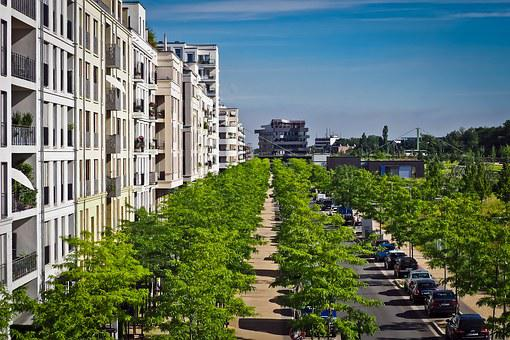 Architecture, Live, Building, Facade, Real Estate