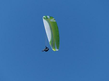 Paragliding, Kandel, Freedom, Fly, Thermals
