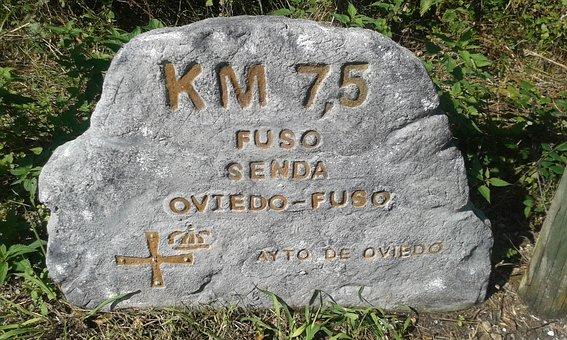 Hiking, Weekend, Oviedo, Asturias, Spain, Fuso Queen