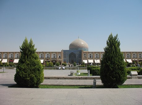 Isfahan, Imam Square, Mosque