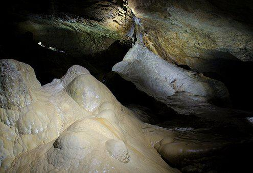 Stalactite Cave, Sophie Cave, Stalagmites, Stalactites