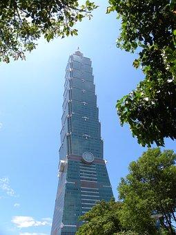 City Mall, 101, Building, Taipei, Taiwan