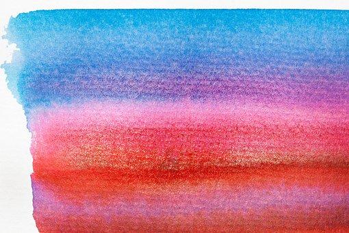 Paint, Tusche Indian Ink, Wet, Watercolor