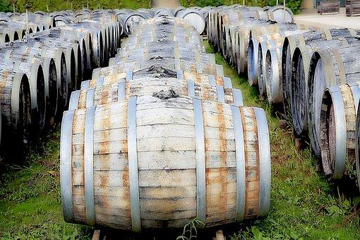 Cave, Wine, Barrels, Barrel, White Wine, Winery