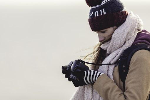 Fashion, Person, Woman, Camera, Girl, Photographer
