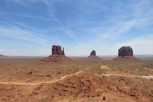 Arizona, Three Ladies, Desert
