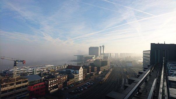 Amsterdam, City, Netherlands