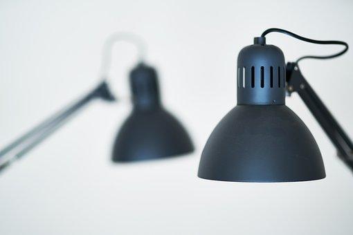 Lamp, Lighting, Light, Table, Bulb, Lamps, Energy