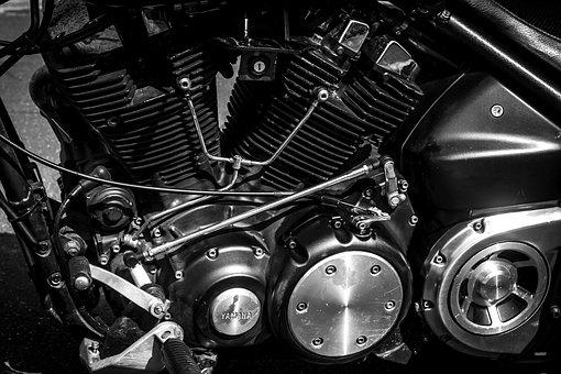Engine, Power, Motorcycle