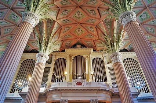 Nikolai Church, Organ, Architecture, Places Of Interest