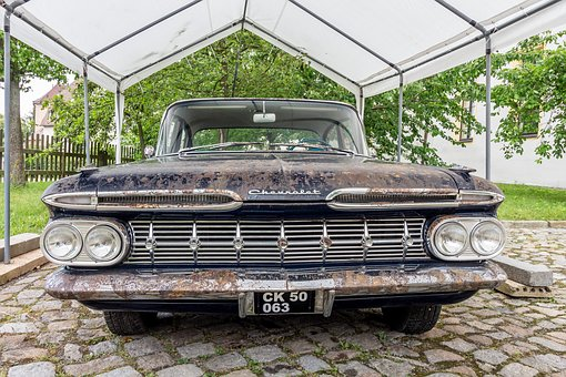 Chevrolet, Olsen Gang, Oldtimer