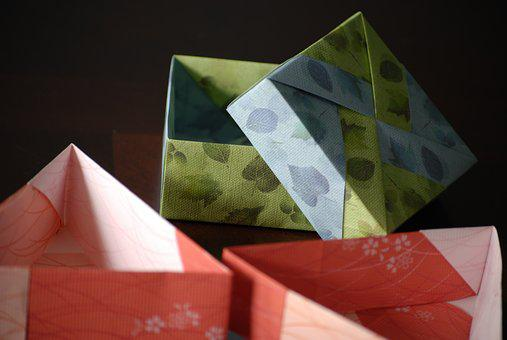 Origami, Papercrafting, Origami Boxes