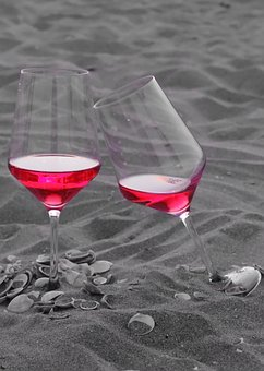 Wine, Red Wine, Wine Glass, Alcohol, Beverages, Italian