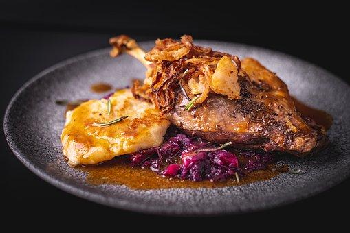 Roast Goose, Food, Czech Cuisine
