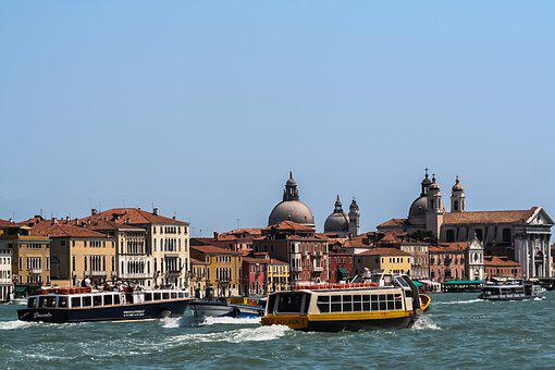 Italy, Venessia, The Gondolier, Gondola, Romantic