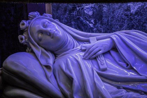 Saint Therese Of Lisieux, Death, Nun, Holy, Saint