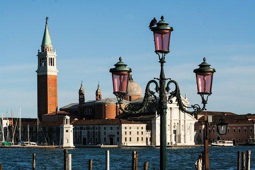 Italy, Venessia, Romantic, Gondolas, Grand Canal