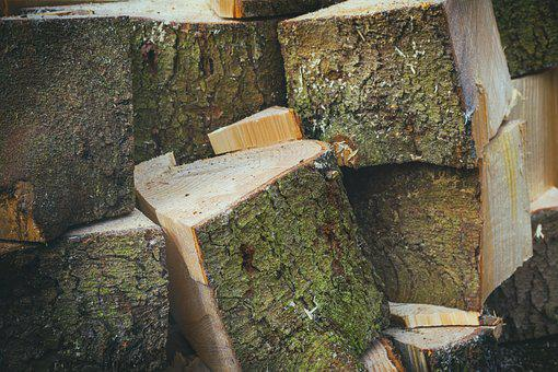 Wood, Firewood, Holzstapel, Log, Stack, Timber, Storage