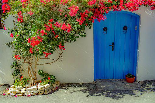Door, Village, Architecture, Traditional, Entrance