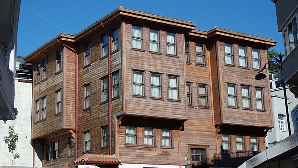 Istanbul, House, Turkey, Building, Architecture