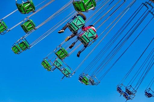 Chain Carousel, Free Market, Ride