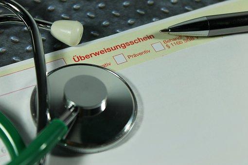 Doctor, Transfer, Pen, Stethoscope, Healing, Specialist
