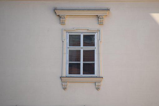 Window, Building, Old, Gothic, Facade, Architecture