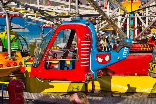 Carousel, Free Market, Ride