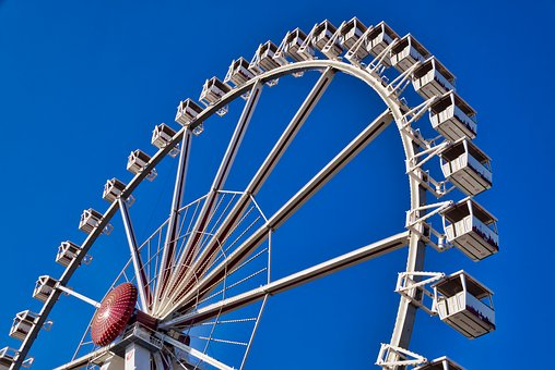Ferris Wheel, Free Market, Ride