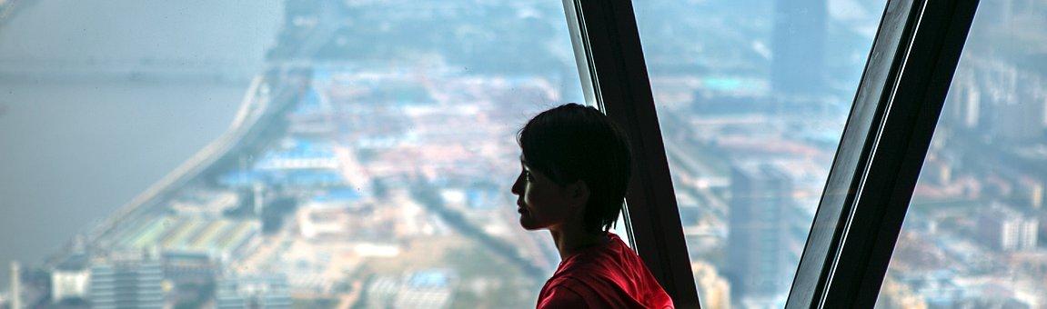 China, Guangzhou, City, Tower, Architecture, Landmark