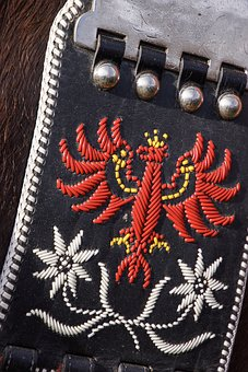 Ornament, Art, Tyrol, Decoration, Italy, Austria, Style