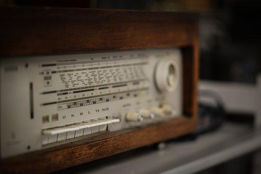 Radio, Vintage, Retro, Old, Style, Nostalgia